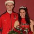 Erica Whitmore and Alex Keiswetter were crowned queen and king of Allen's homecoming last weekend.