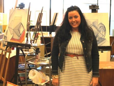 Creativity Abundant In Allen Art Program