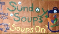 Students Can Enjoy Sunday Soups