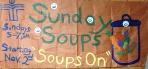 Students Can Enjoy Sunday Soups