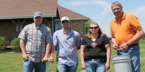 Ag Students Get On-The-Farm Education