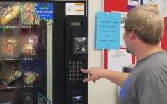 Vending Machines Could Offer More Healthful Snacks