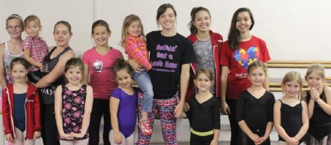 Student Dance Teacher Dreams Big