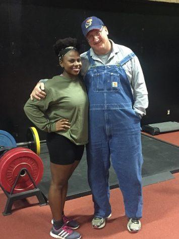 'Big Jim' Enjoys Serving Students