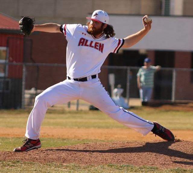 Jake Butterfield will start the Allen Red Devils' first playoff game in Dodge City this weekend