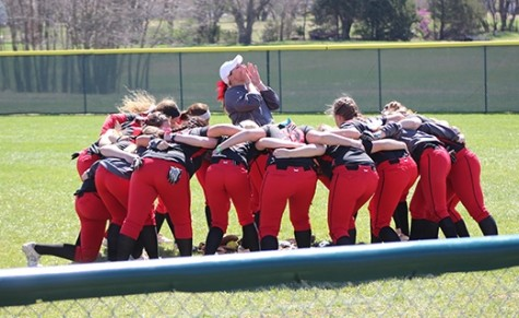 The Lady Red Devils are excited to begin playoff action.
