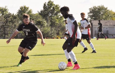 Soccer Standout Optimistic For Team, His Future