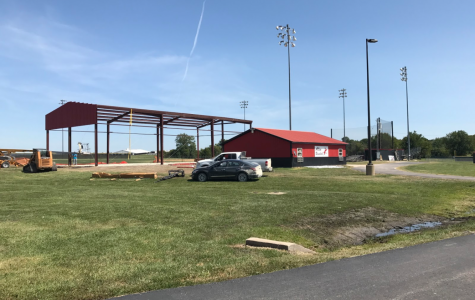 New Baseball Complex Taking Shape