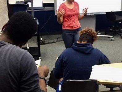 Latest Travels Bring Teacher to Allen
