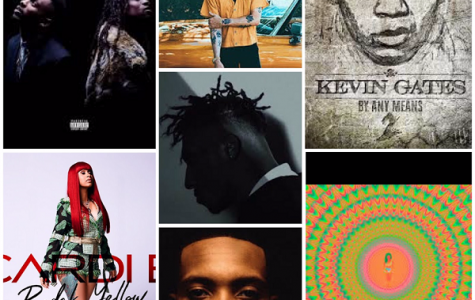 Hot New Hip-hop Music Of September