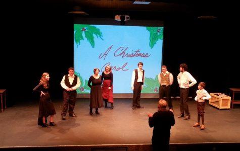 "Allen Theatre Performs ""A Christmas Carol"""