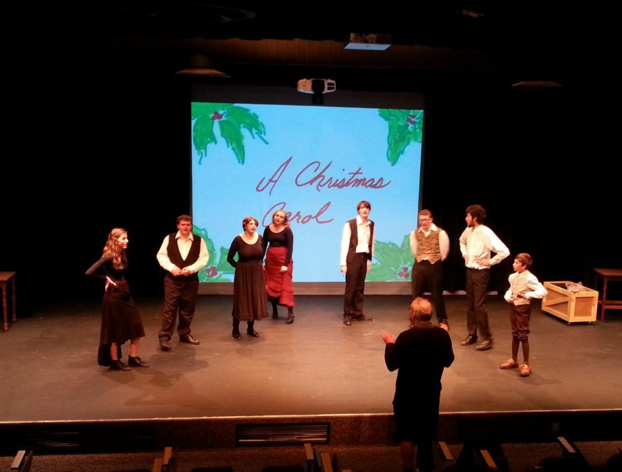 The+cast+of+%22A+Christmas+Carol%22+warm+up+with+tongue-twisters+led+by+Director+Tony+Piazza.%0AL+to+R%3A+Paige+Durand%2C+Brogan+Falls%2C+Aubrie+Arevalo%2C+Chloe+Bedell%2C+Ian+Malcolm%2C+Austin+Wickwire%2C+Judd+Wiltse%2C+and+Cole+Moyer.+