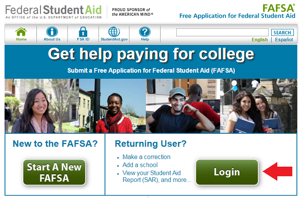 Get help paying for college by filling out your FAFSA today.