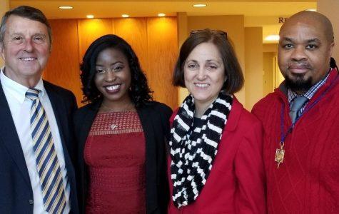 WU Scholarship Named for Allen Alum