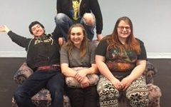 Students Direct One Act Wonders