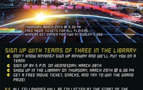 Allen Library Gets Competitive With Ready Player One