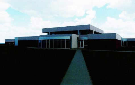 New Student Center Nears Completion