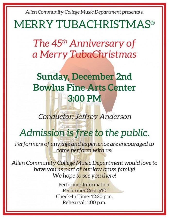 Tuba Christmas: Join the Fun!