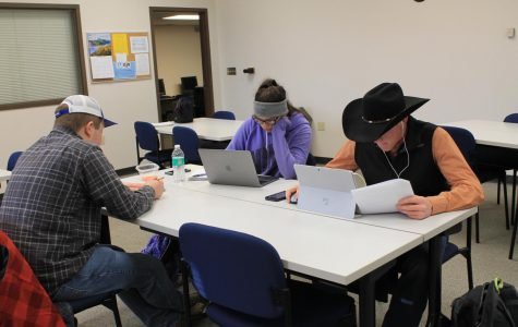 Livestock Judging: Boyd Takes Over, Keeps Things Fun