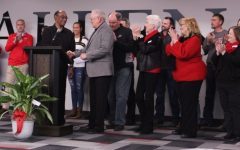 Board Member Honored at Ribbon Cutting