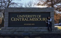 First year Allen Student Lauren Suter plans to continue her education next year at the University of Center Missouri in Warrensburg, MO.