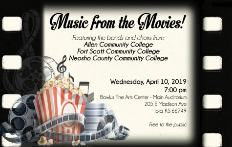 Community Colleges Celebrate Music from the Movies