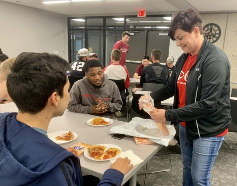 College and Community Provide Religious Service for Students