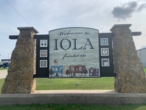 The town of Iola offers both the historic and modern to newcomers to the area.