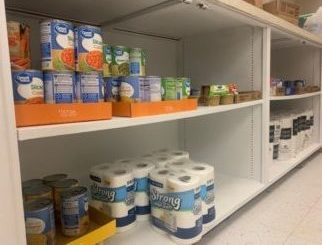 Allen Community College Food Pantry